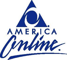 AOL Logo circa 1990s
