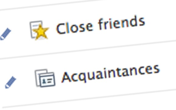 Acquaintances